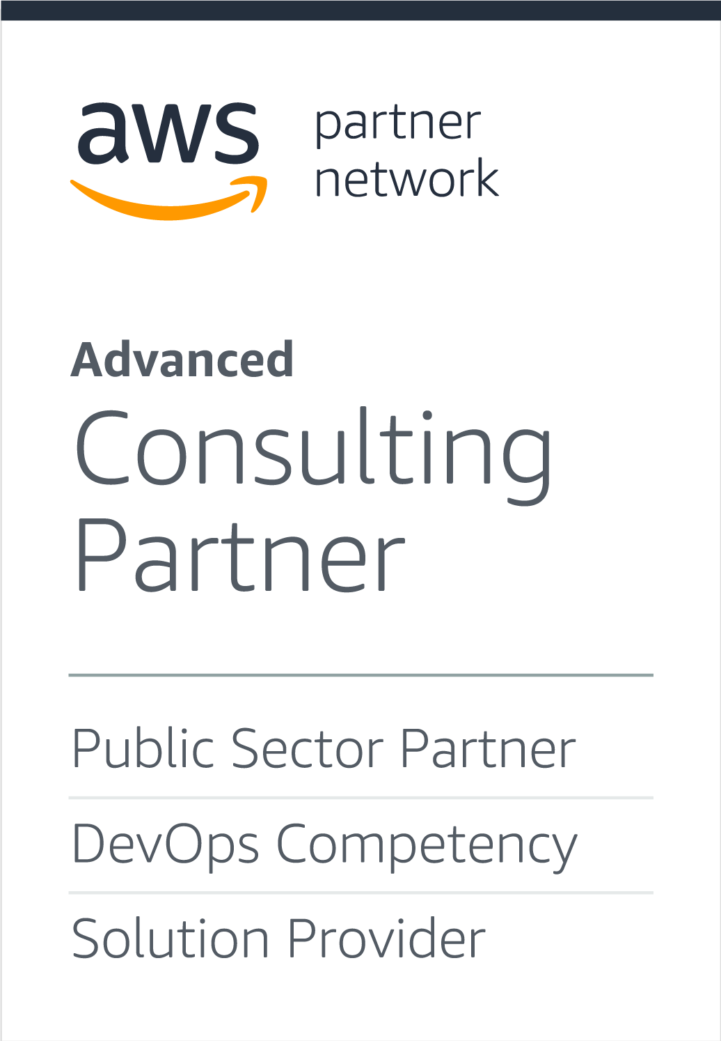Amazon Web Services - Advanced Consulting Partner - DevOps Competency