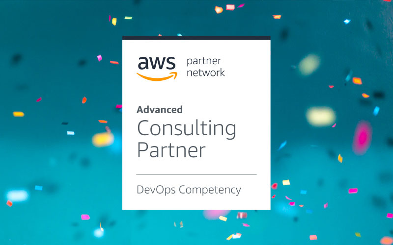 CloudCover Earns Its AWS DevOps Competency